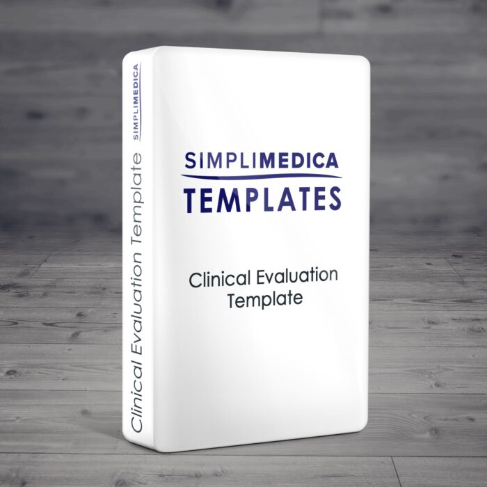 Clinical Evaluation Template