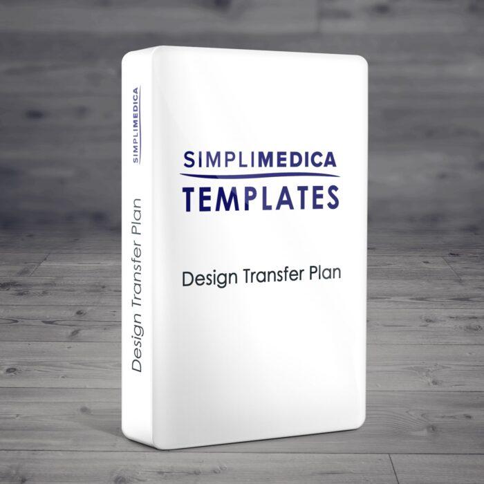 Design Transfer Plan