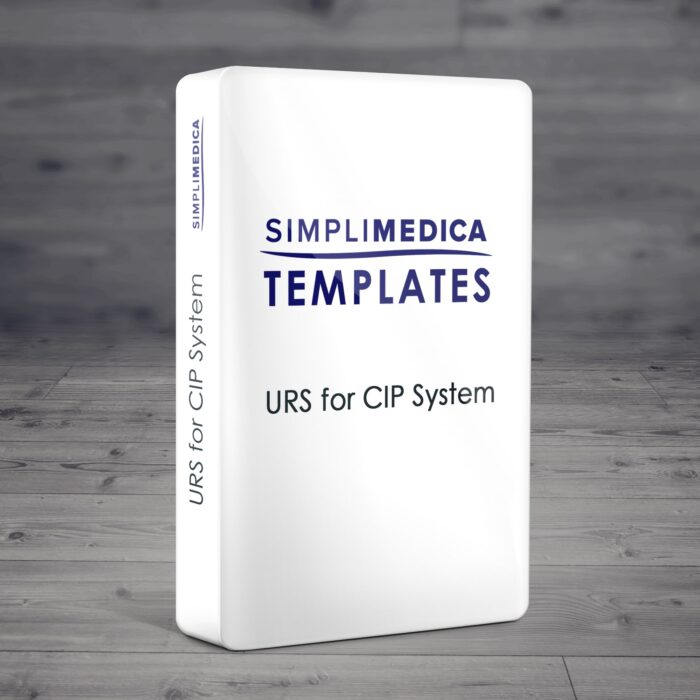 URS Template (CIP system)